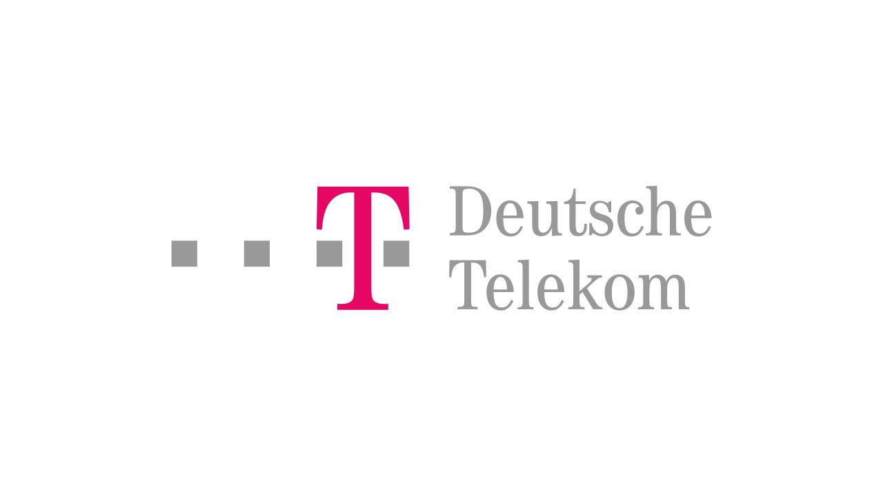 Deutsche Telekom Logo Buffed Logimax Gmbh